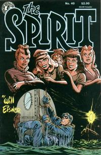 Cover Thumbnail for The Spirit (Kitchen Sink Press, 1983 series) #40