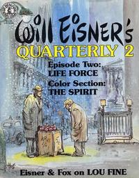 Cover Thumbnail for Will Eisner's Quarterly (Kitchen Sink Press, 1983 series) #2