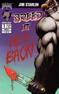 Cover Thumbnail for 'Breed II (Malibu, 1994 series) #1 [Direct Edition]
