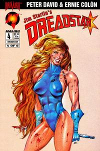 Cover Thumbnail for Dreadstar (Malibu, 1994 series) #4