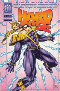 Cover for Hardcase (Malibu, 1993 series) #3