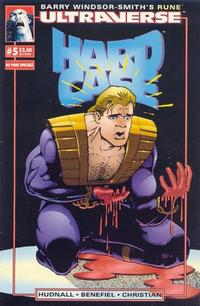 Cover Thumbnail for Hardcase (Malibu, 1993 series) #5