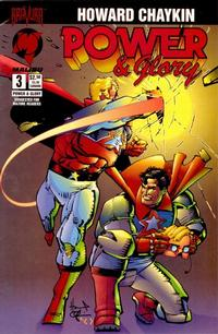 Cover Thumbnail for Power & Glory (Malibu, 1994 series) #3