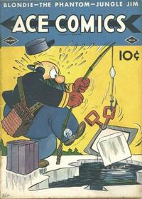 Cover Thumbnail for Ace Comics (David McKay, 1937 series) #46
