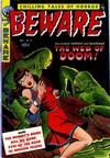 Cover for Beware (Trojan Magazines, 1953 series) #16 [4]