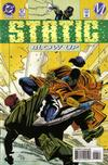 Cover for Static (DC, 1993 series) #6