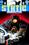 Cover for Static (DC, 1993 series) #12