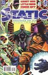Cover for Static (DC, 1993 series) #18