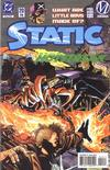 Cover for Static (DC, 1993 series) #20