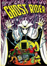 Cover Thumbnail for The Ghost Rider (Magazine Enterprises, 1950 series) #6 [A-1 #44]