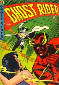 Cover Thumbnail for The Ghost Rider (Magazine Enterprises, 1950 series) #12 [A-1 No. 80]