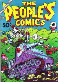 Cover Thumbnail for The People's Comics (Golden Gate Publishing Company, 1972 series)