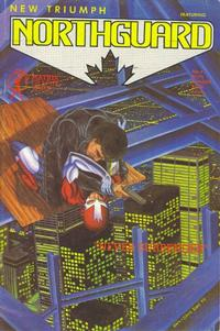 Cover Thumbnail for New Triumph (featuring Northguard) (Matrix Graphic Series, 1984 series) #4