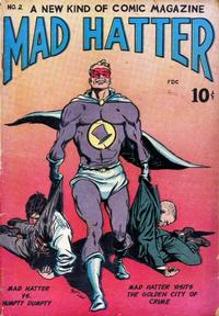 Cover Thumbnail for The Mad Hatter (O. W. Comics Corp., 1946 series) #2