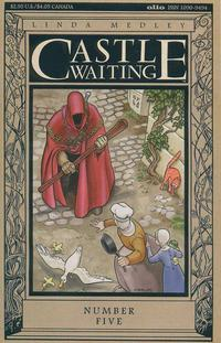 Cover Thumbnail for Castle Waiting (Olio, 1997 series) #5