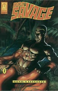 Cover Thumbnail for Doc Savage: Devil's Thoughts (Millennium Publications, 1992 series) #2