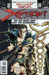 Cover Thumbnail for Xombi (DC, 1994 series) #0