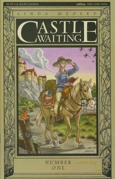 Cover for Castle Waiting (1997 series) #1