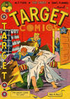 Cover for Target Comics (Novelty / Premium / Curtis, 1940 series) #v4#1 [37]