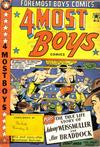 Cover for Four-Most Boys Comics (Star Publications, 1949 series) #38