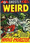 Cover for Ghostly Weird Stories (Star Publications, 1953 series) #120