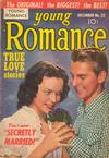 Cover for Young Romance (Prize, 1947 series) #v6#4 (52)
