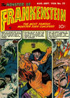 Cover for Frankenstein (Prize, 1945 series) #v5#4 (32)