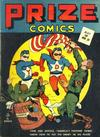 Cover for Prize Comics (Prize, 1940 series) #v2#9 (21)