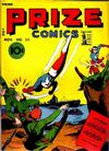 Cover for Prize Comics (Prize, 1940 series) #v3#1 (25)