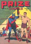 Cover for Prize Comics (Prize, 1940 series) #v4#8 (44)
