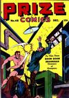 Cover for Prize Comics (Prize, 1940 series) #v4#12 (48)