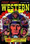 Cover for Prize Comics Western (Prize, 1948 series) #v12#3 (100)