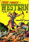 Cover for Prize Comics Western (Prize, 1948 series) #v12#6 (103)