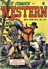 Cover for Prize Comics Western (Prize, 1948 series) #v13#2 (105)