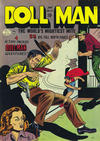 Cover for Doll Man (Quality Comics, 1941 series) #34