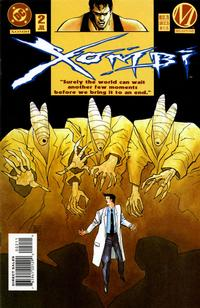 Cover for Xombi (1994 series) #2
