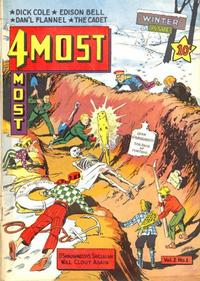 Cover Thumbnail for 4Most (Novelty Press, 1941 series) #v2#1 [5]