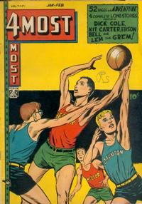 Cover Thumbnail for 4Most (Novelty / Premium / Curtis, 1941 series) #v7#1 [26]