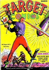 Cover Thumbnail for Target Comics (Novelty / Premium / Curtis, 1940 series) #v1#2 [2]
