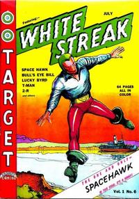 Cover for Target Comics (Novelty / Premium / Curtis, 1940 series) #v1#6 [6]
