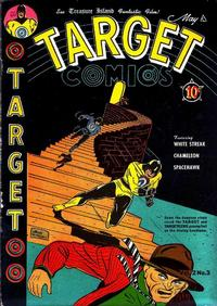 Cover for Target Comics (1940 series) #v2#3 [15]