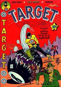 Cover for Target Comics (Novelty / Premium / Curtis, 1940 series) #v2#6 [18]