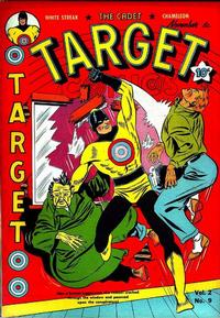 Cover for Target Comics (Novelty Press, 1940 series) #v2#9 [21]