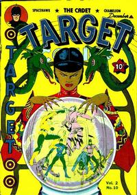 Cover Thumbnail for Target Comics (Novelty Press, 1940 series) #v2#10 [22]