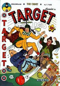 Cover for Target Comics (Novelty / Premium / Curtis, 1940 series) #v3#9 [33]