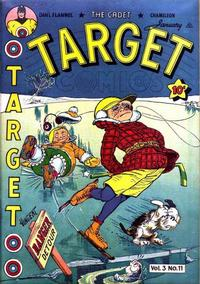 Cover for Target Comics (Novelty / Premium / Curtis, 1940 series) #v3#11 [35]