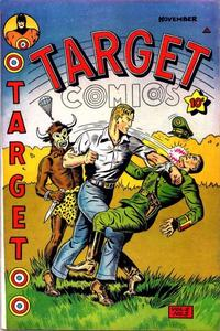 Cover for Target Comics (Novelty / Premium / Curtis, 1940 series) #v5#5 [53]