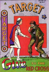Cover Thumbnail for Target Comics (Novelty Press, 1940 series) #v6#3 [59]