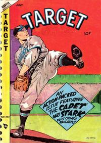 Cover Thumbnail for Target Comics (Novelty Press, 1940 series) #v9#5 [95]