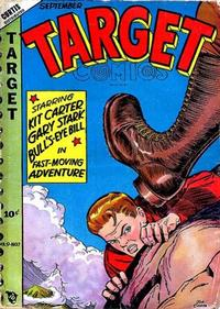 Cover Thumbnail for Target Comics (Novelty / Premium / Curtis, 1940 series) #v9#7 [97]